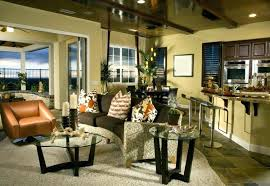 very casual living room chairs an open concept living room and