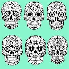 42 best dia de los muertos images on skulls my