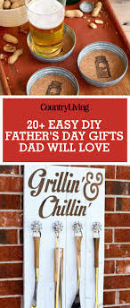 cool gifts for dads 25 diy fathers day gifts crafts ideas for s day