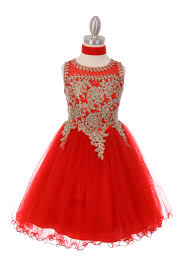 girls red dresses red christmas dresses