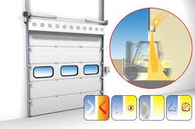 Air Curtains For Overhead Doors Air Curtains Rice Equipment Co Loading Dock Door Service