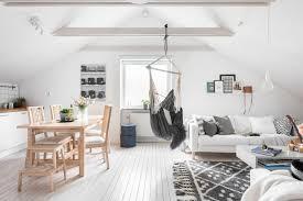 dreamy attic apartment with a hammock daily dream decor