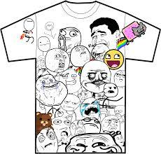 Tshirt Meme - meme s t shirt 2012 by hisakidthml on deviantart