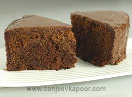 microwave eggless chocolate cake vegetarian recipe cakes and