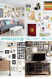 how to do a gallery wall gallery wall ideas for eclectic colorful and beautiful walls