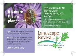 landscaping with native plants landscape revival minnesota native landscapes