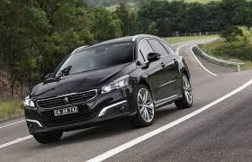 peugeot 508 2015 peugeot 508 gt getting new 2 0td part of euro 6 rollout