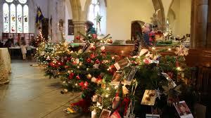 christmas tree festival returns to st columb major church truro