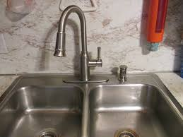 Review Kitchen Faucets by Satin Deck Mount Moen Kitchen Faucet Reviews Two Handle Pull Down