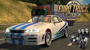 Nissan Gtr Truck - euro truck simulator 2 nissan skyline gtr r34 1 26