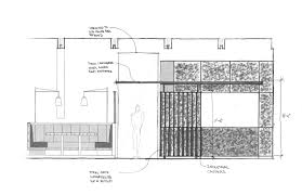 floor plan sketches gallery of cowiche canyon kitchen and icehouse bar graham baba