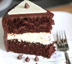 chocolate cake w white chocolate mousse delicious wordflux