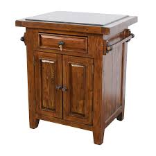 65 off wood kitchen island with black marble top tables