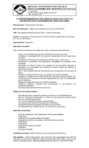 horaire bureau d emploi daveluyville offre d emploi