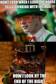 Leprechaun Meme - some people would dig that leprechaun look