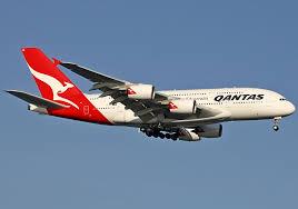 Qantas Route Map by Qantas Destinations Wikipedia