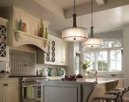 kichler lacey kitchen lighting gives this elegant cottage style