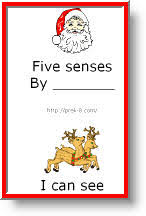 christmas writing worksheets for pre k kindergarten and elementary