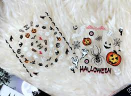 halloween body stickers raincouver beauty vancouver beauty lifestyle travel blog