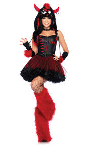 monster halloween costumes for women angel u0026 devil costumes forplay