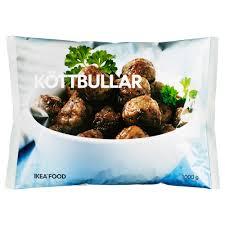 Order Ikea Catalog by Köttbullar Meatballs Frozen Ikea