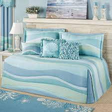 Aqua Bedspread Bedding Bedspreads Comforter Sets Daybed Covers Quilts Touch