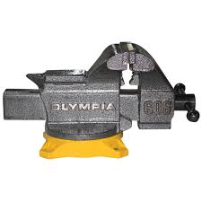 Mechanics Bench Vise Amazon Com Olympia Tool 38 606 6 Inch Bench Vise Home Improvement