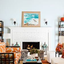 how to style fireplace mantels sunset