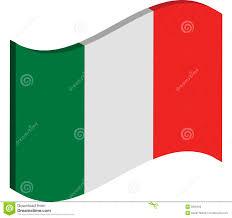 Italy National Flag Waving Italy Flag Stock Illustration Image Of Honour 2832426