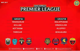 b premier league table manjappada premier league 2017 point table