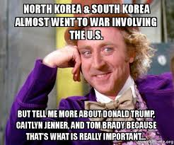 North Korea South Korea Meme - north korea south korea almost went to war involving the u s