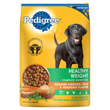 pedigree complete nutrition roasted chicken rice