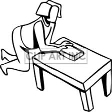 Clean Table Table Clip Art Black And White Clipart Panda Free Clipart Images