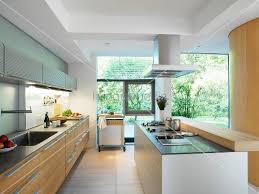 offene küche mit kochinsel offene küche mit eingebauter küchenzeile und kochinsel bild