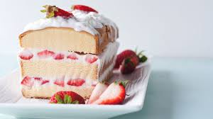easy ice cream strawberry shortcake recipe bettycrocker com