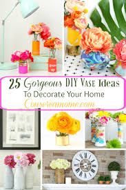 ideas to decorate your home 25 gorgeous diy vase ideas to decorate your home