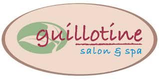 guillotine salon u0026 spa home