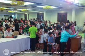 thanksgiving offerings cagayan de oro locale offers thanksgiving for another prosperous