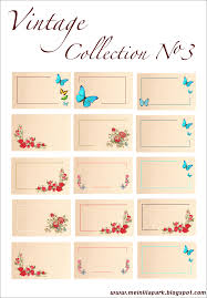 free printable vintage tags and labels collection no 3 freebie