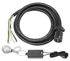 7 way trailer cords on sale now at surplus online trailer towing