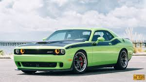 Dodge Challenger On Rims - 10 5 in rims on lowered pack dodge challenger forum