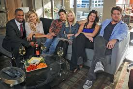 happy endings u0027 cast where they are now
