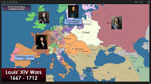 Modern Europe Map by History Of Europe In 10 Minutes 1450 1815 Modern Era Youtube