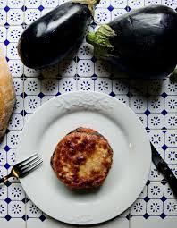 cuisine des aubergines gratin d aubergines au parmesan pour 4 personnes recettes à