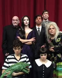 the addams family on stage at cos in visalia kings river life