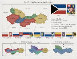 Map Of Europe 1920 by Central European Federation By Fenn O Manic On Deviantart