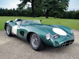 highest price car just a car the only aston martin to win le mans and carroll