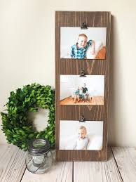 picture frame rustic home decor wood frame wall decor wood