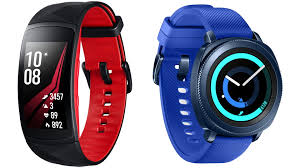 samsung u0027s new gear sport and gear fit2 pro fitness trackers now