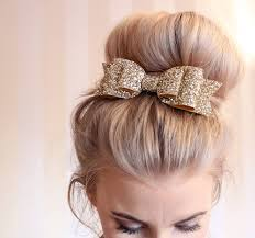 sparkly hair oversized glitter hair bow by lovely littles and co
